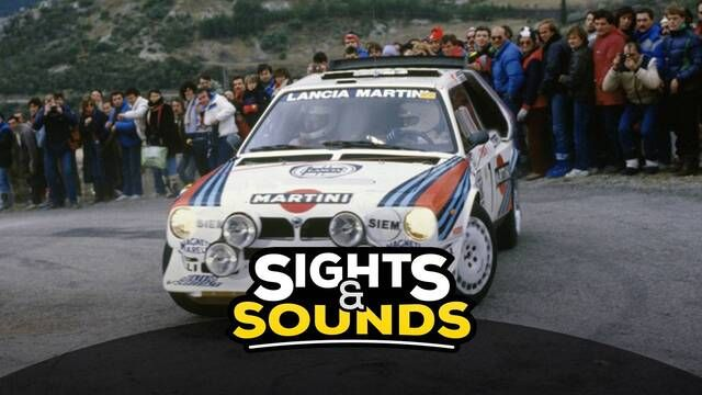 Sights & Sounds: 1986-1991 Rally Monte Carlo