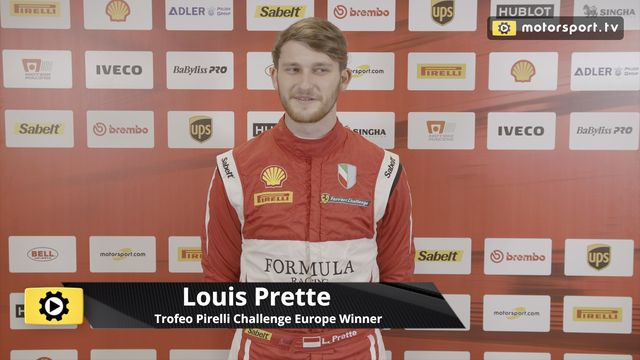 Interview Louis Prette