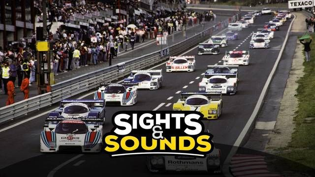 Sights & Sounds: on board con Jacky Ickx en los 1000 km de Spa 1985