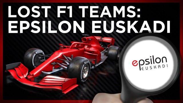 The 2010 F1 Team That Never Made It To The Grid - Epsilon Euskadi