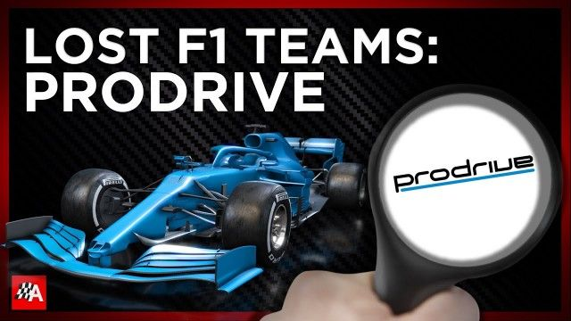 Lost F1 Teams: Prodrive
