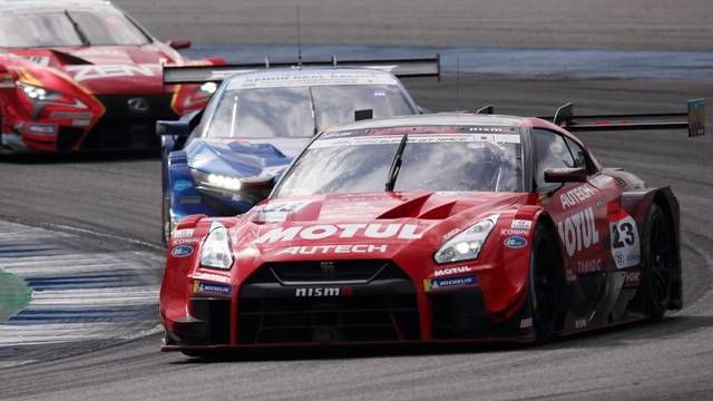 SUPER GT returns for the Fuji 500
