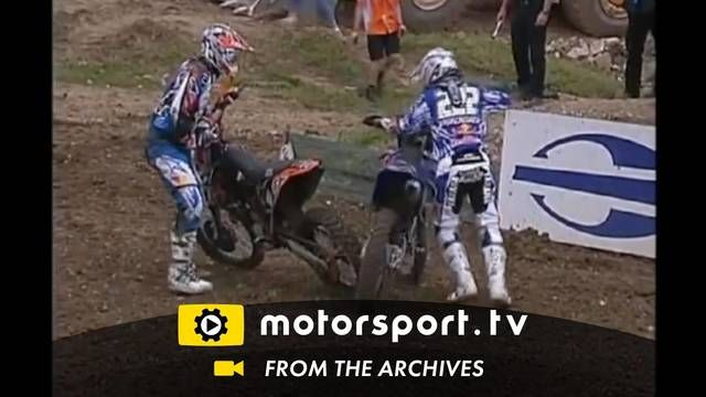 MX2 GP France: Sudden turn of events
