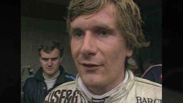 Spa 1986: Thierry Boutsen on the misfire