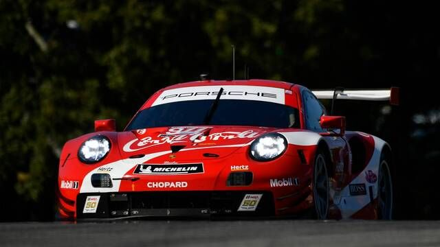 Petit Le Mans: Porsche - We won it all