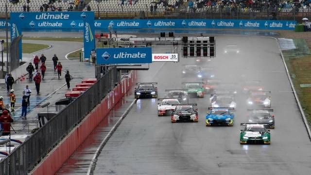 DTM: Hockenheim - Highlights Gara 1