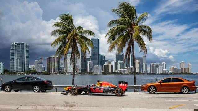 Verstappen: Road Trip durch die USA