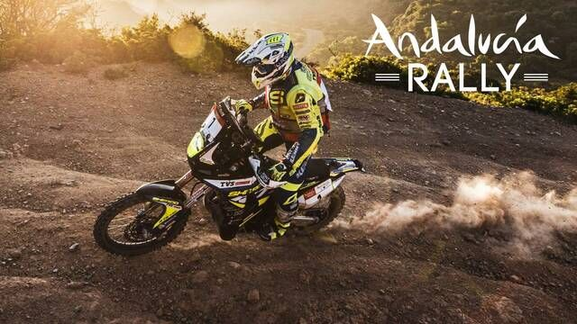 2021 Andalucia Rally Highlights: Stage 2 - Bikes