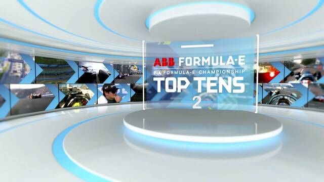 Los Top 10 de la Fórmula E 2: accidentes, innovaciones y modo ataque