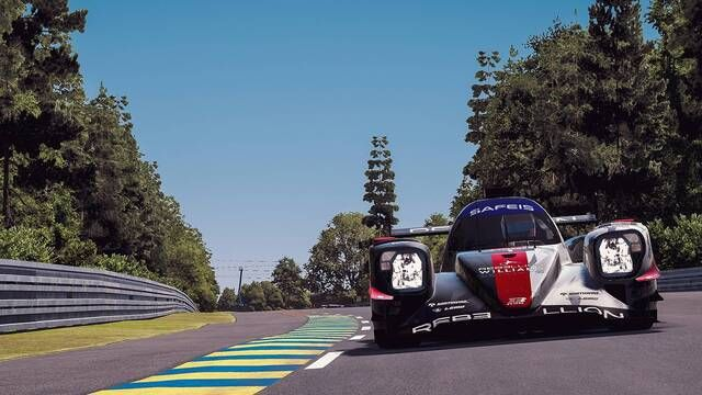 Le Mans 24 Hours Virtual - Race Highlights