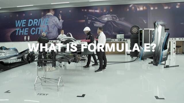 Mercedes-Benz EQ Formula E Team: Entering Formula E