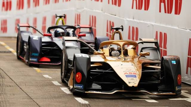 Formula E: Hong Kong ePrix race highlights
