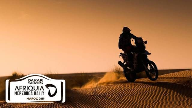 Merzouga Rally: Stage 4 Highlights