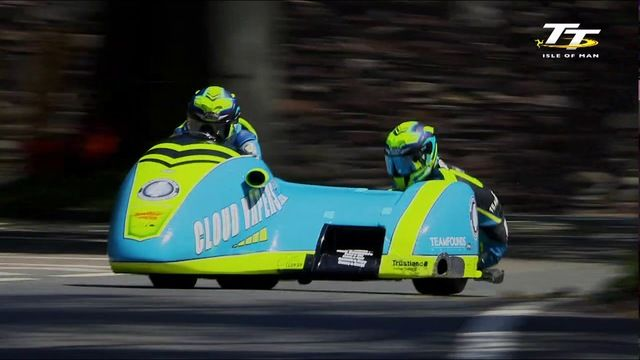 2019 Locate.im Sidecar TT Race 1 - Race Highlights | TT Races Official