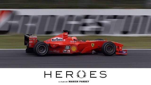 Heroes: Champion, Michael Schumacher