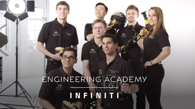 Infiniti Engineering Academy Class of 2019