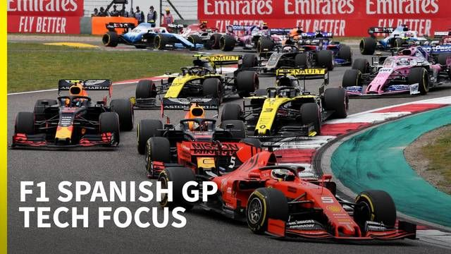 The F1 teams under pressure to deliver upgrades at the Spanish GP