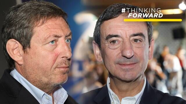 #ThinkingForward with Pierre Fillon and Gerard Neveu