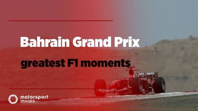 Grand Prix Greats – Bahrain GP greatest moments