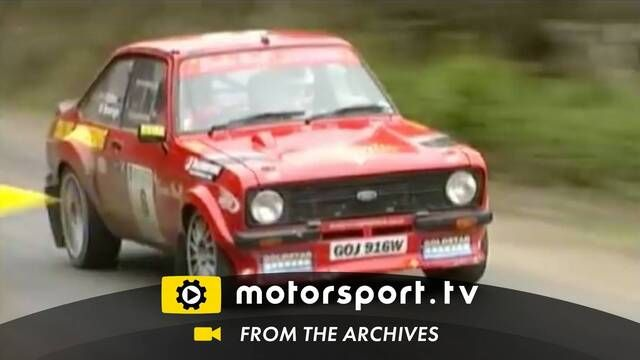 Highlights from RPM West Cork Rally