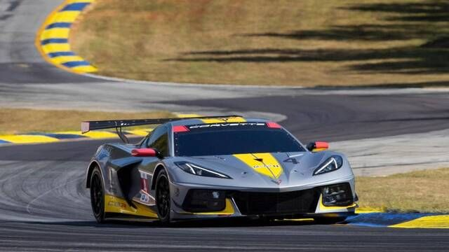 Meet the Corvette C8.R