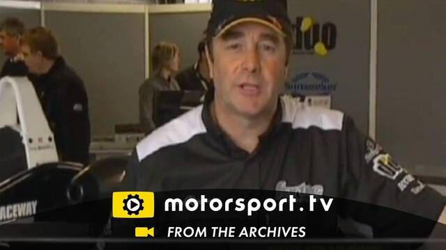 British F3: Few words from Nigel Mansell