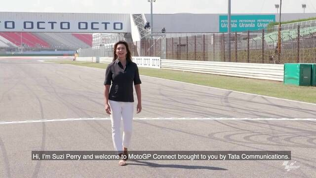 MotoGP Connect with Suzi Perry Part 2