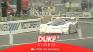 Silverstone 1000km WSC 1985: Lancia on pole
