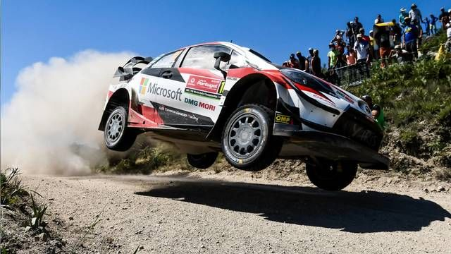 WRC: Rally Portugal SS13-18