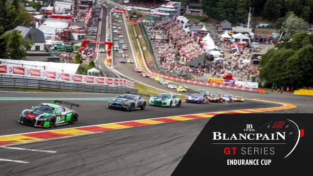 EnVivo 24 horas de Spa - Carrera
