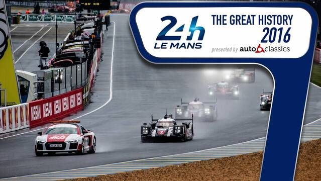 24 Hours of Le Mans - 2016