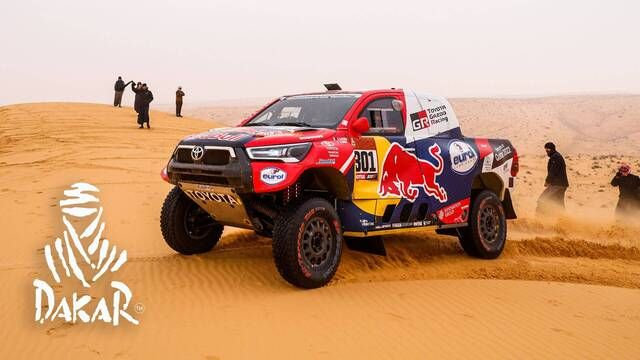 Dakar 2021: Etappe 7 Highlights - Auto's