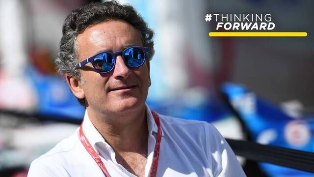 #ThinkingForward with Alejandro Agag