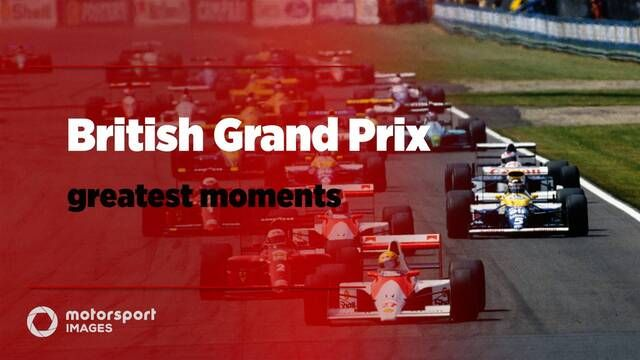 Grand Prix Greats – Beste momenten van de Britse Grand Prix