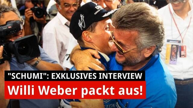 Willi Weber: Michael Schumachers Ex-Manager packt aus
