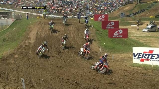 MXGP of Bulgaria – MX2 Highlights