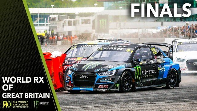 World RX: 2019 Dayinsure World RX of Great Britain - Finał