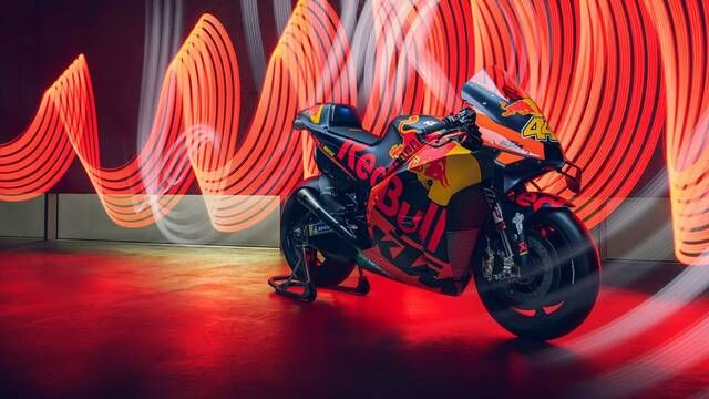 KTM and Tech3 unveil their 2020 liveries