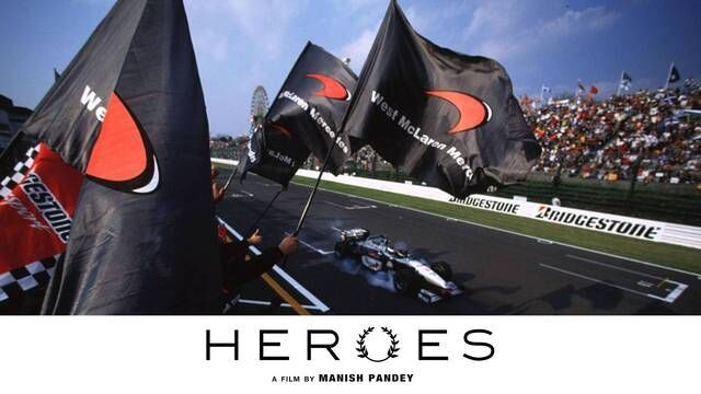 Heroes: Mika Hakkinen's first F1 title - 1998 Japanese GP