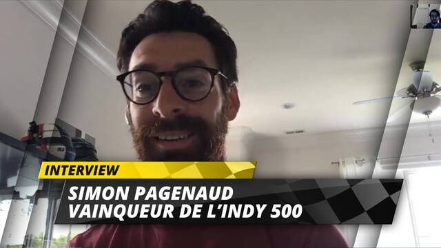 Simon Pagenaud en interview !