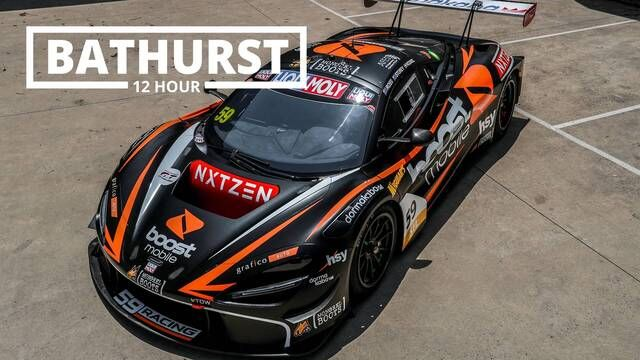 Bathurst 12 Hour: 59Racing Boost Mobile documentary