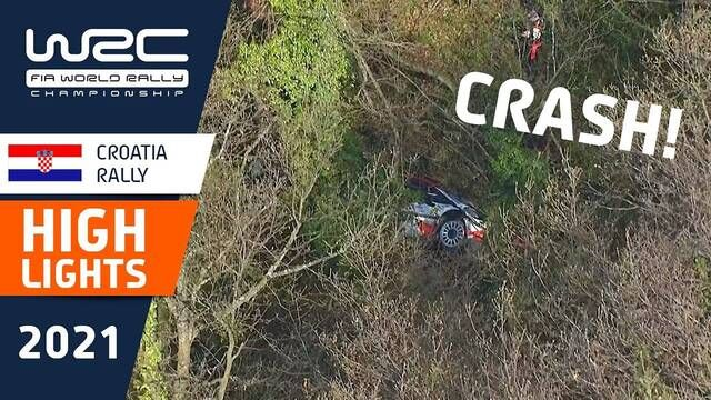 Rally Croatia: Highlights Stages 1-4