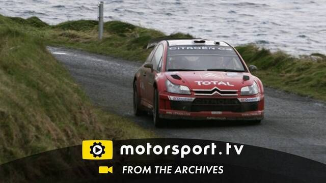 Donegal Rally: Loeb/Elena victorious!