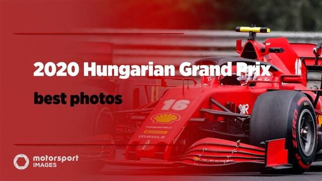 Grand Prix Greats – Best foto's uit Hongarije