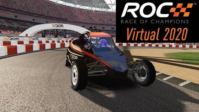 Live: De virtuele Race Of Champions