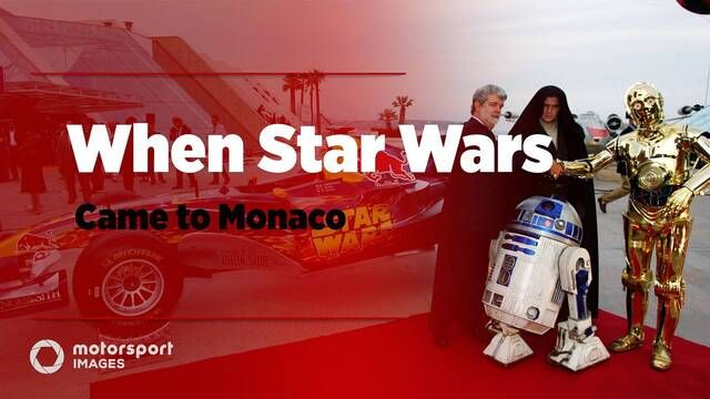 When Star Wars came to Monaco