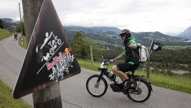 Red Bull Alpenbrevet 2018 - highlights