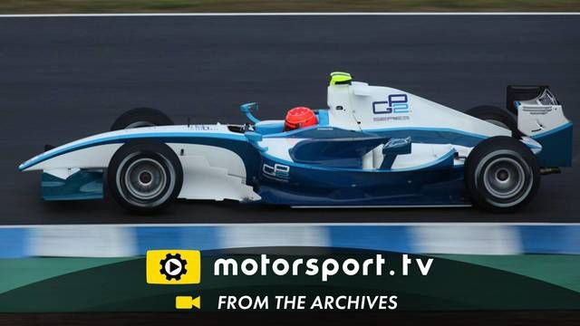 Michael Schumacher: Test im GP2-Boliden in Jerez 2010