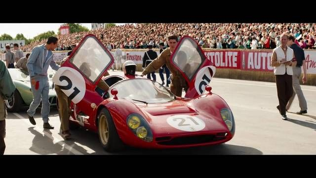 Ford v Ferrari | Official Trailer 2