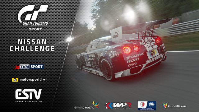 Live: Official Maltese Gran Turismo Sport Nissan Challenge